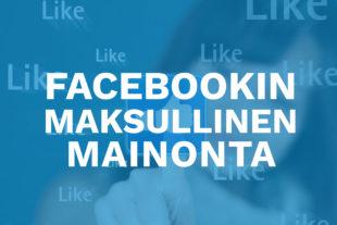 Facebookin maksullinen mainonta -verkkokurssi